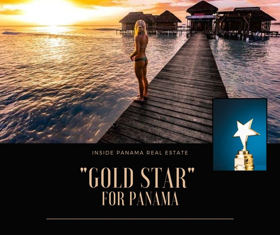 Gold Star for Panama