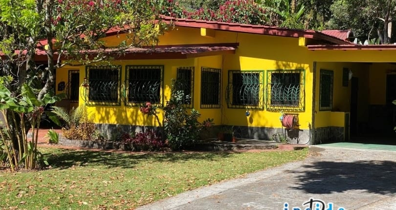 2 Bedroom House in Downtown Boquete